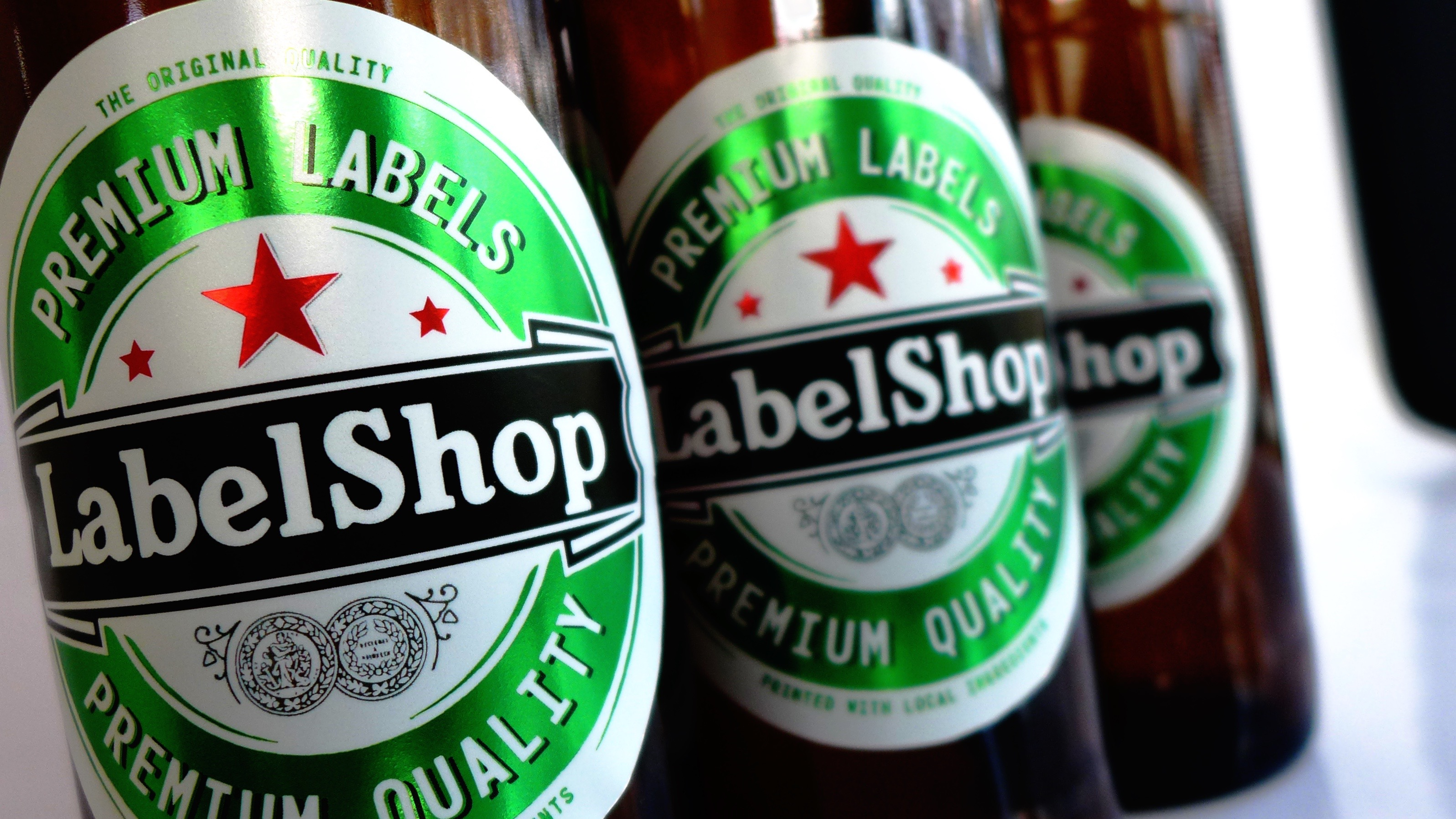 Labelshop | We're going to change your label ordering experience